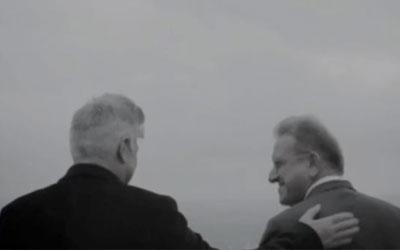 David Lynch met en scène Dom Pérignon