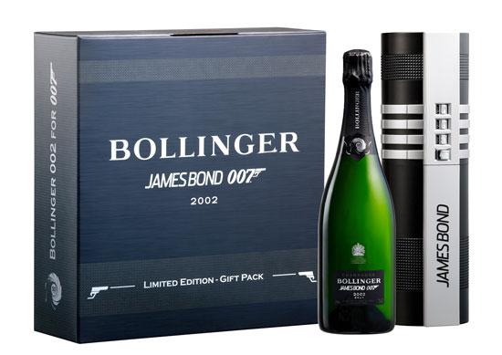Coffret 002 pour 007 Bollinger