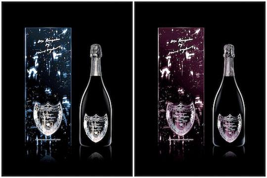 Dom Pérignon par David Lynch