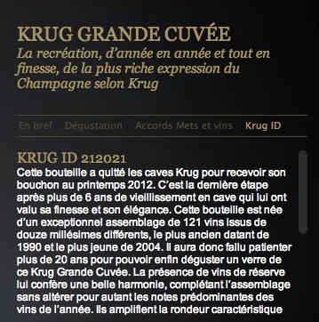 ID Code Krug