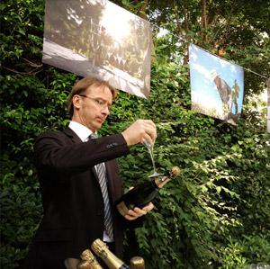 Laurent Fresnet signe avec le 2006 son premier millésime chez henriot (© Erwan Balanant)