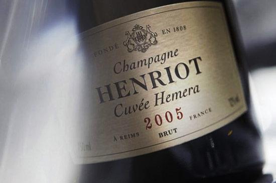 Cuvée Hemera 2005 Henriot