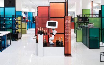 Une expérience shopping 3.0 pour Moët & Chandon