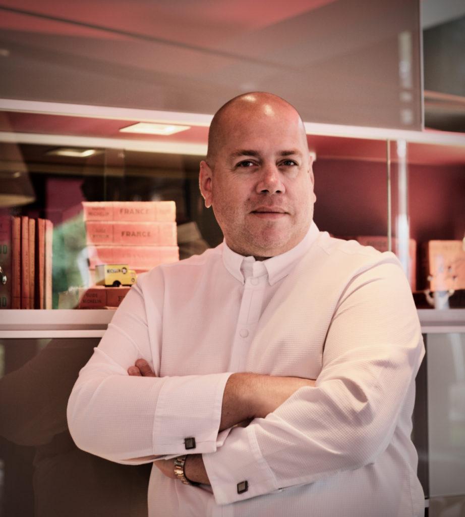 Arnaud Lallement