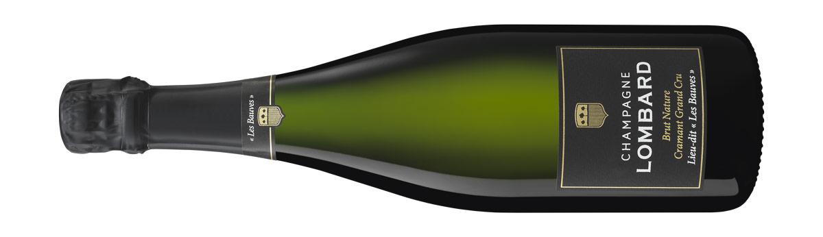 Les Bauves, champagnes Lombard